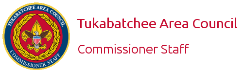 Tukabatchee Area Council Commissioners